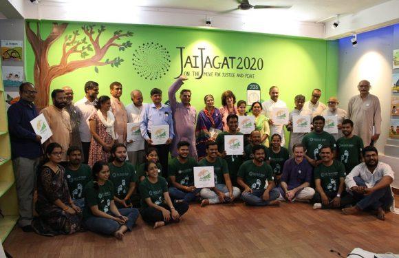 Parte la Jai Jagat, marcia mondiale per la giustizia e la pace