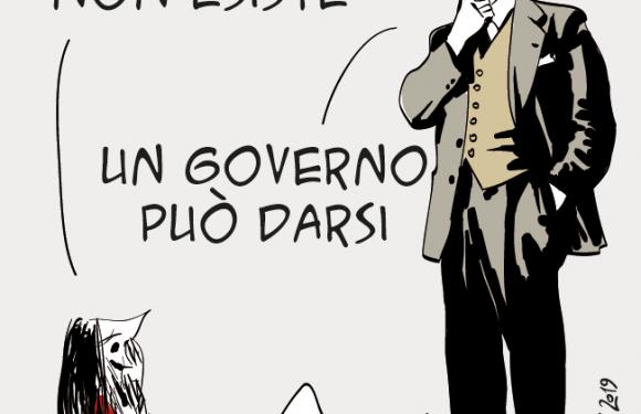 Taglio alto/felicità e governo