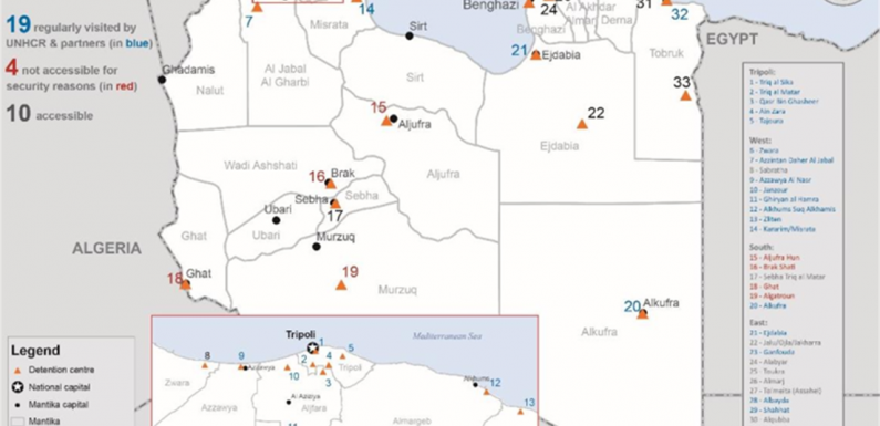 Unione africana, Unione Europea e Onu insieme per il sostegno dei migranti intrappolati in Libia