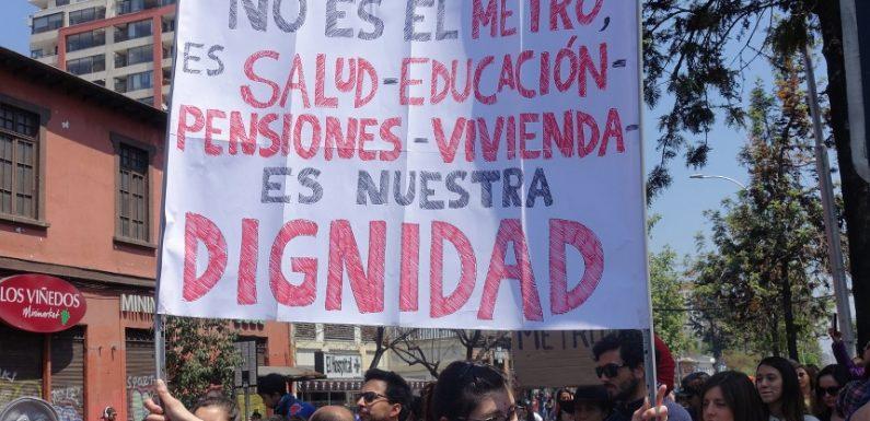 Cile, torture e violazione dei diritti umani