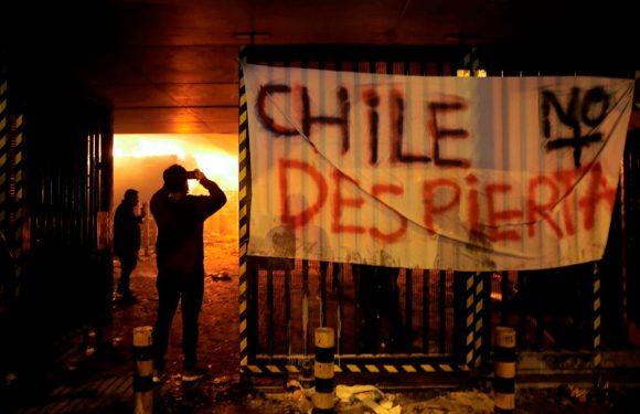 Dal Cile al Libano i cittadini in piazza contro disuguaglianze e crisi economica