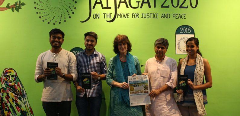 Dall'India a Ginevra per la giustizia e la pace