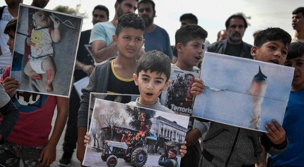 Fermiamo la guerra in Siria. Costruiamo la pace.
