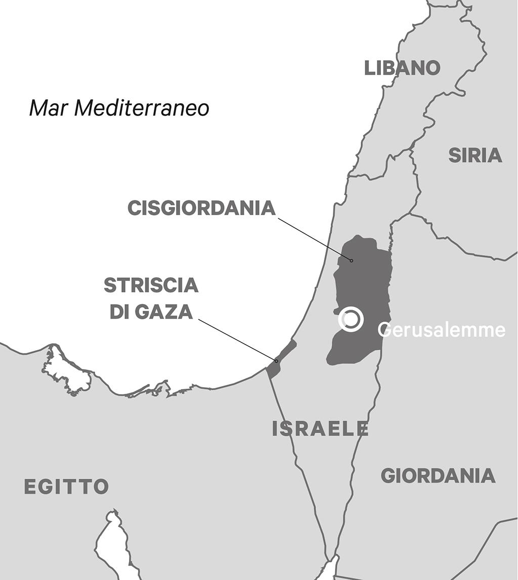 Israele Palestina Cartina.Il Futuro Sempre Piu Oscuro Per I Territori Palestinesi Dove L Occupazione E Divenuta Annessione L Unita Punto News