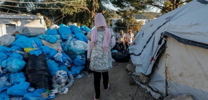 Oxfam: «Il campo di Moria a Lesbo è un simbolo di disumanità nel cuore dell'Europa»
