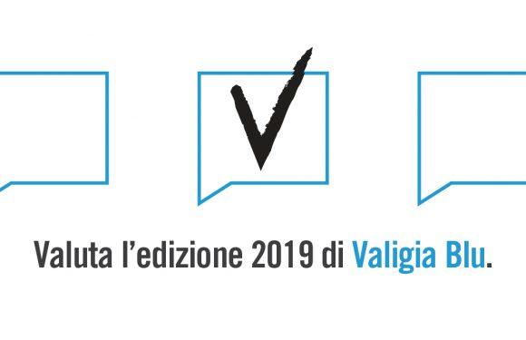 Valuta l'edizione 2019 di Valigia Blu