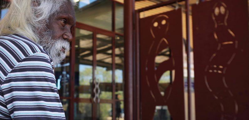 Con gli aborigeni nel Nord-Ovest dell'Australia, dov'è nato l'uomo