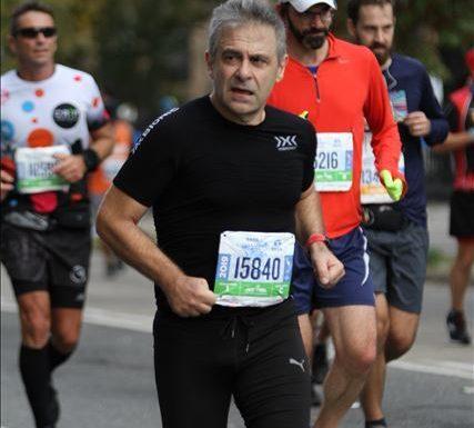 La mia Maratona di New York
