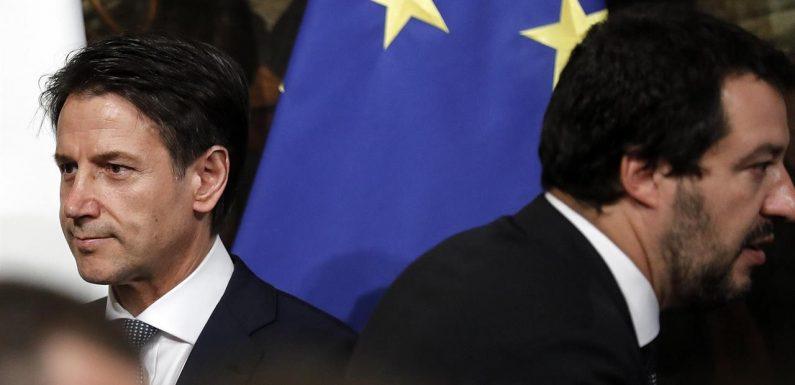 Lo scontro Conte-Salvini e il Fondo Salva-Stati