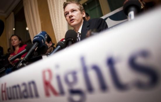 Messaggio di Amnesty per la conferenza di Articolo 21 con il padre di Julian Assange