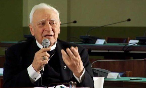 mons. Luigi Bettazzi – il mio Concilio Vaticano II – Castellarano RE