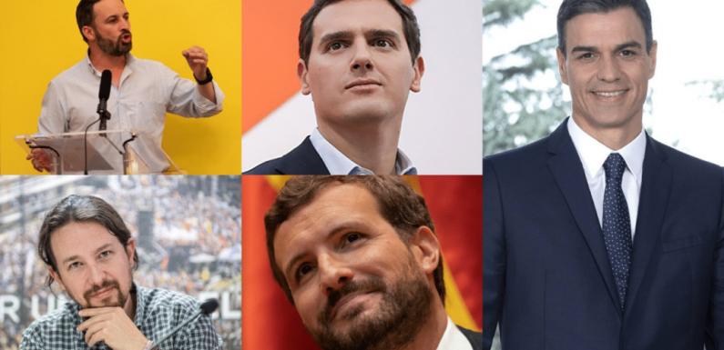 Oggi la Spagna torna al voto. Il quarto, in quattro anni. Tante le incognite soprattutto a sinistra
