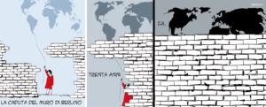 Taglio alto/muro
