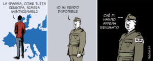 Taglio Alto/Spagna