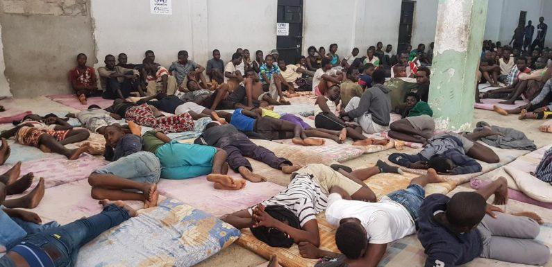 Un leak rivela: l'UE sa che la detenzione di migranti è un business redditizio per il governo libico