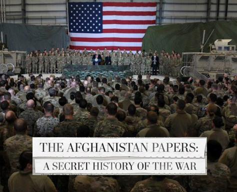 18 anni di guerra e bugie. Ed ora?