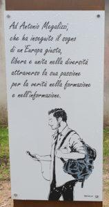Antonio Megalizzi, Università di Trento