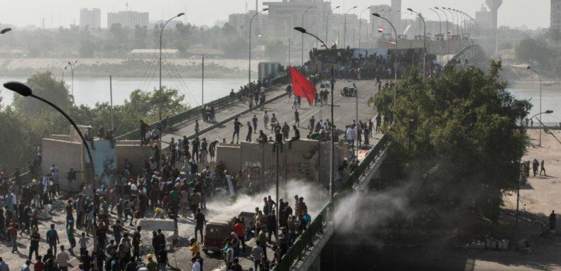 Arresti e sparizioni degli attivisti in Iraq. Le proteste pacifiche nel sangue