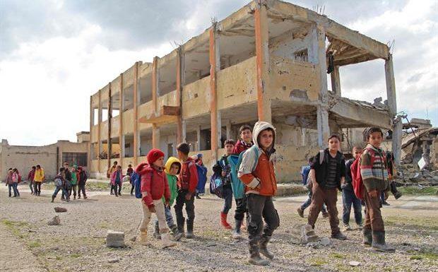 Bambini, 59 milioni vittime della guerra