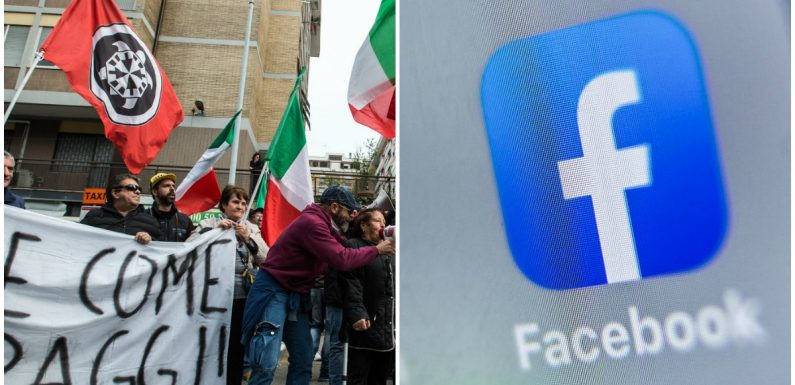 CasaPound e l'ordinanza contro Facebook
