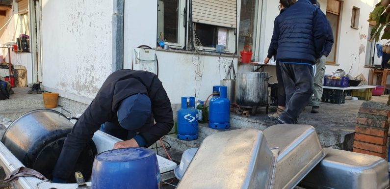 I migranti in transito in Serbia, senza diritti lungo la rotta balcanica