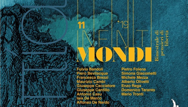 """""""InfinitiMondi"""", uno speciale numero della rivista dedicato all'""""Utopia"""""""