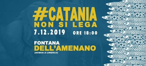 Oggi sardine in piazza a Catania. Le 10 cose da sapere.