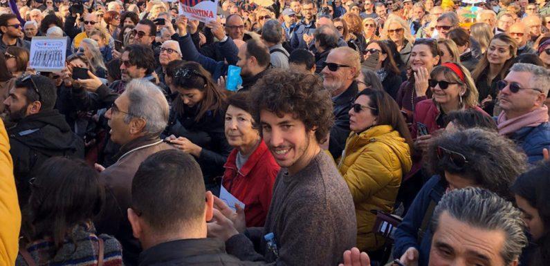 Sardine a Roma. L'entusiasmo della partecipazione è il miglior fertilizzante della democrazia