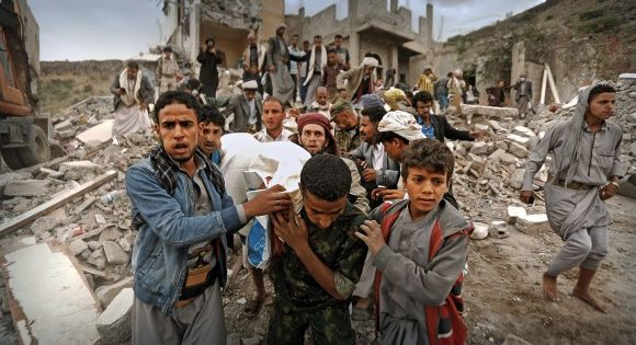 Yemen, chi sono i complici della guerra?