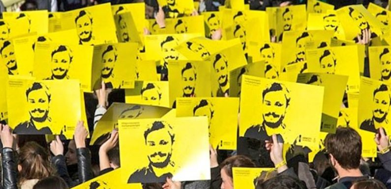 4 anni senza Giulio: fiaccolate in tutta Italia