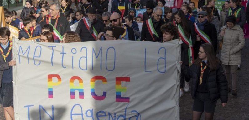 A Thiene Marcia della pace su Agenda 2030