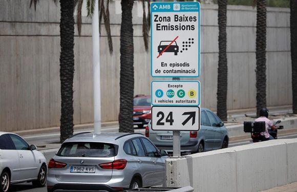 Barcellona apre la più grande area a basse emissioni del Sud Europa