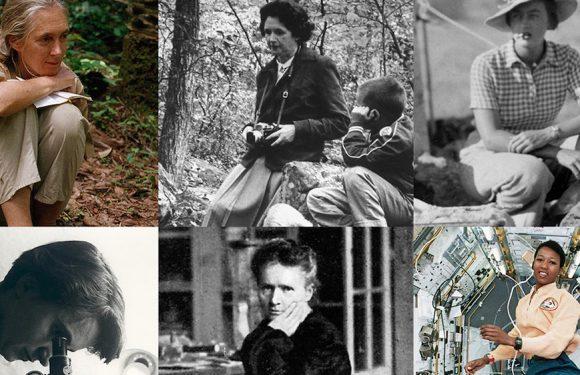 Donne e scienza: storie da raccontare
