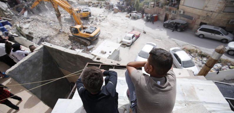 Israele, nel 2019 record di demolizioni delle case dei palestinesi