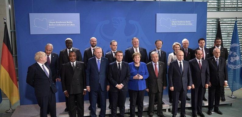 Libia, si alla tregua e stop alle armi!