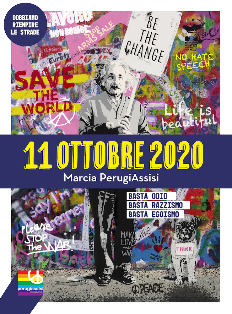 Manifesto Marcia 2020