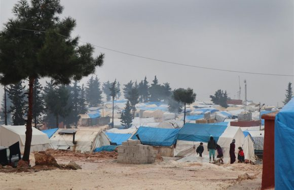 Siria: milioni di sfollati affrontano le rigide temperature invernali in condizioni estreme