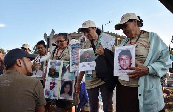 Una carovana di madri in Messico. Cercano i figli, migranti scomparsi