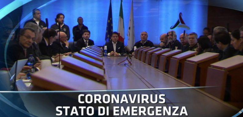 Coronavirus, cresce la psicosi – Report dell'Osservatorio Tg Eurispes Coris Sapienza