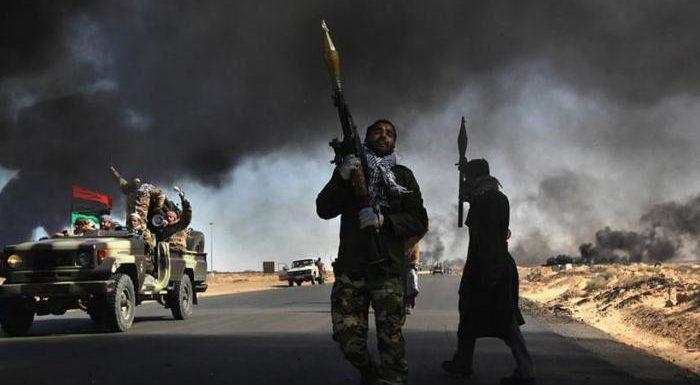 Embargo armi in Libia? Una barzelletta!