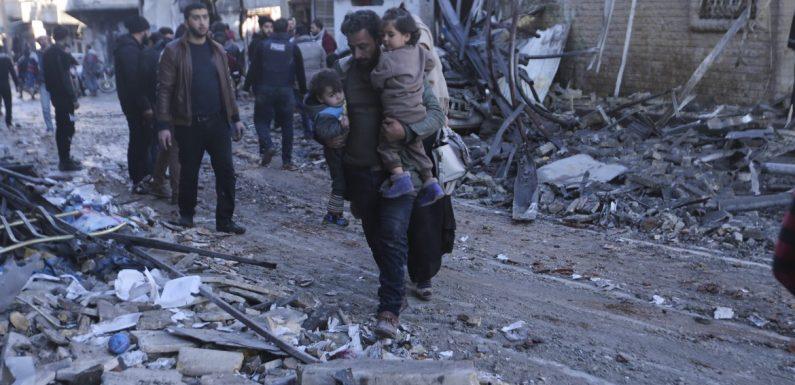Fermare il disastro umanitario!