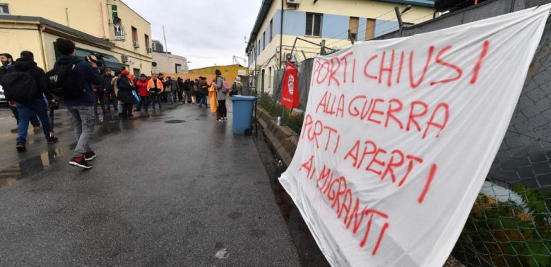 Genova si mobilita! Porti chiusi alle armi!