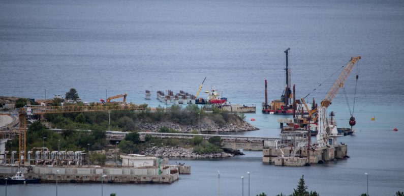 La Croazia punta sul gas con il sostegno dell'Ue mettendo a rischio il futuro dell'isola di Krk