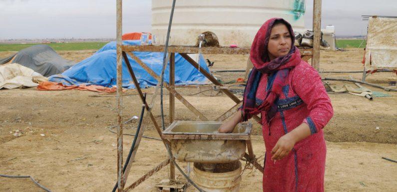 La lunga attesa nei campi dei profughi siriani in Giordania