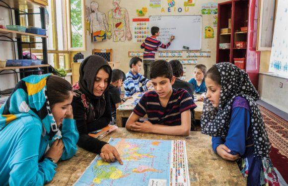 Nella scuola montessoriana di Kabul, dove si insegnano pace e convivenza per resistere alla guerra senza fine