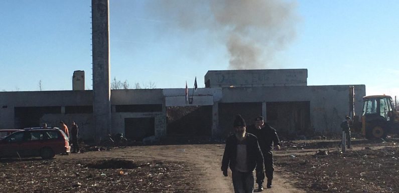 Sotto attacco in Serbia gli attivisti che aiutano i migranti lungo la rotta balcanica