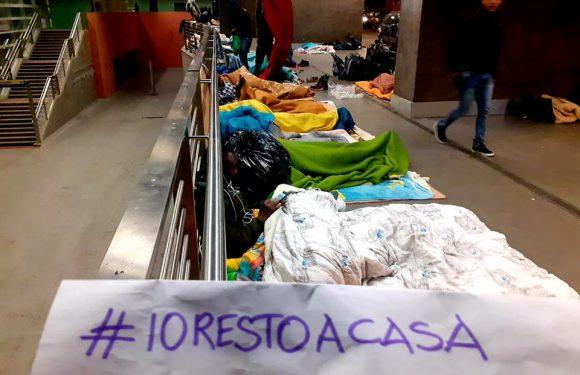 Coronavirus, BAOBAB EXPERIENCE a RAGGI e PREFETTURA: intervenire sui senzatetto