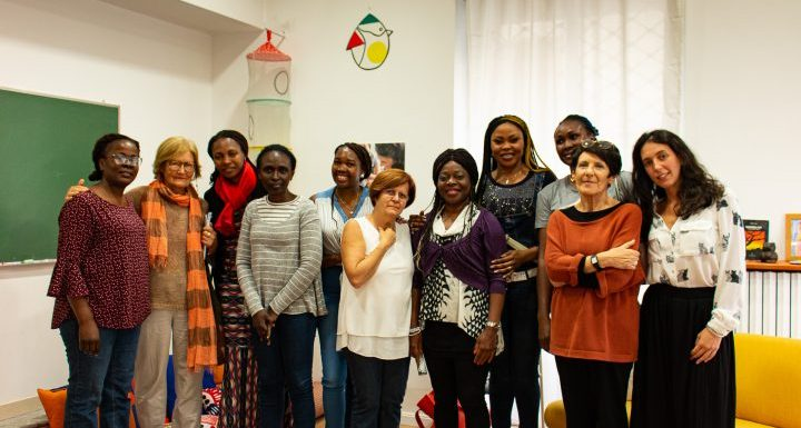 Il progetto Africane/Italiane. The development is women