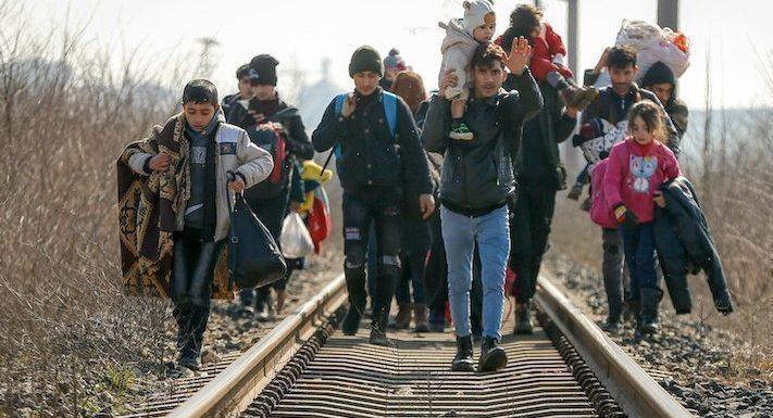 Migranti al confine dell'Ue: appello al Parlamento europeo per fermare le violenze e ristabilire il rispetto dei diritti