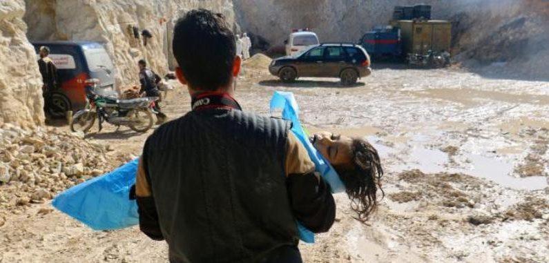 Oggi tutti a San Pietro per i dimenticati di Idlib